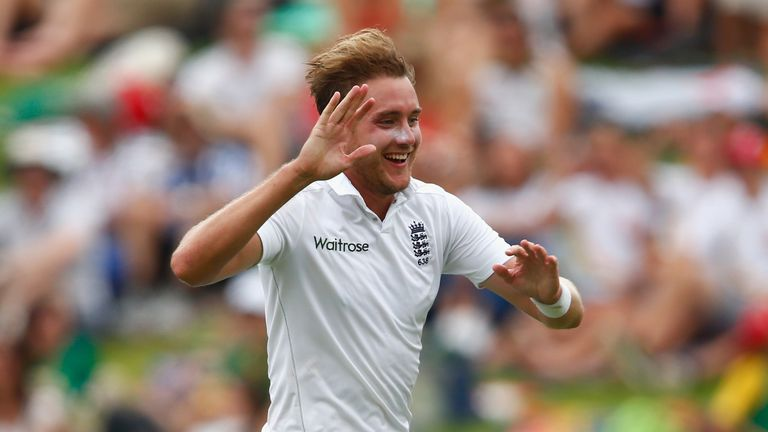 Stuart Broad has produced some wonderful spells for England in recent years