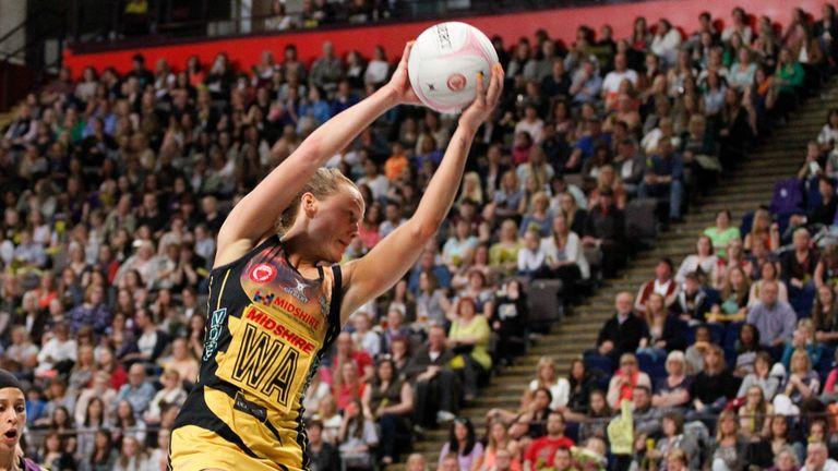 Sara Bayman will hope the Thunder can maintain their 100% record