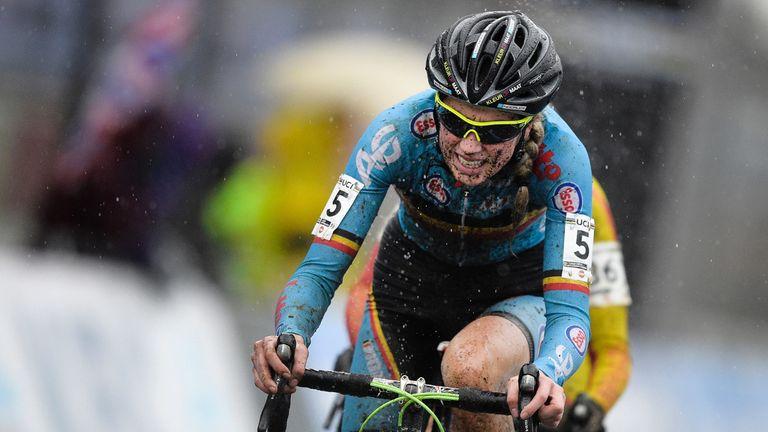 Belgian cyclist Femke Van Den Driessche has been detained following the race in Zolder