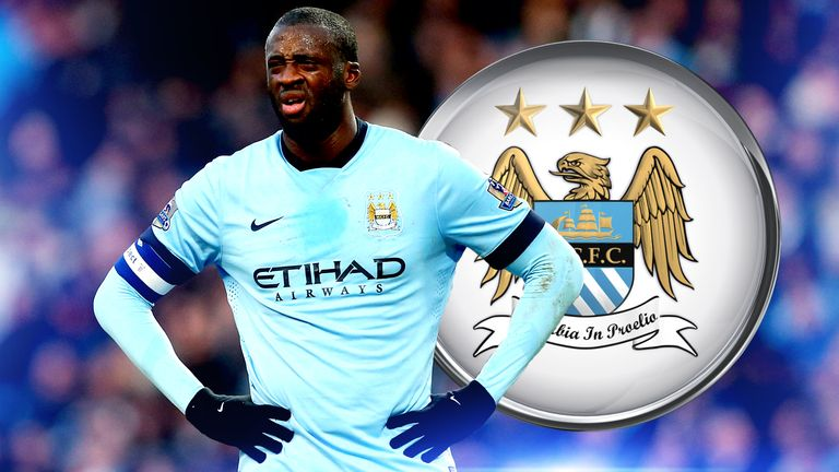 What is the truth about Yaya Toure's work rate at Manchester City?