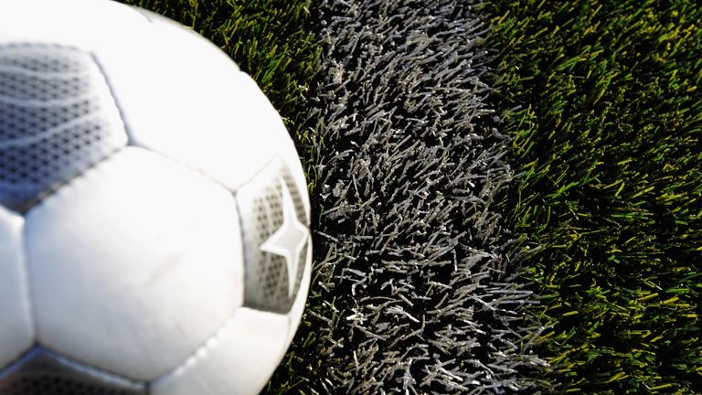 Dr Colin Young says the rubber used on 3G pitches is no more dangerous than a children's toy