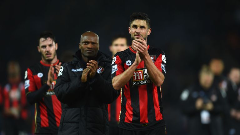 Andrew Surman has covered the most distance in the Premier League this season
