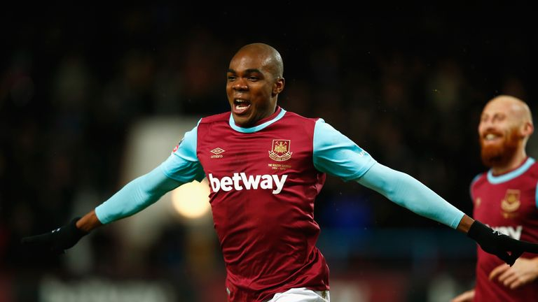 West Ham's Angelo Ogbonna has also been called up by Antonio Conte