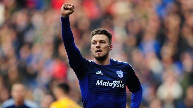 Anthony Pilkington has been a revelation for Cardiff, says Ollie