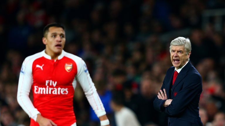 Arsene Wenger is confident Sanchez will sign a new contract this summer