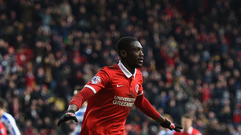 Yaya Sanogo's contract at Arsenal has ended - having spent loan spells at Crystal Palace, Ajax and most recently Charlton Athletic