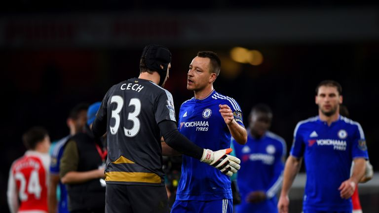 John Terry impressed for Chelsea in their recent 1-0 win over Arsenal