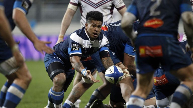Castres winger David Smith is not eligible for France