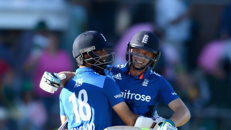 England have been much improved in the past 12 months in ODI cricket