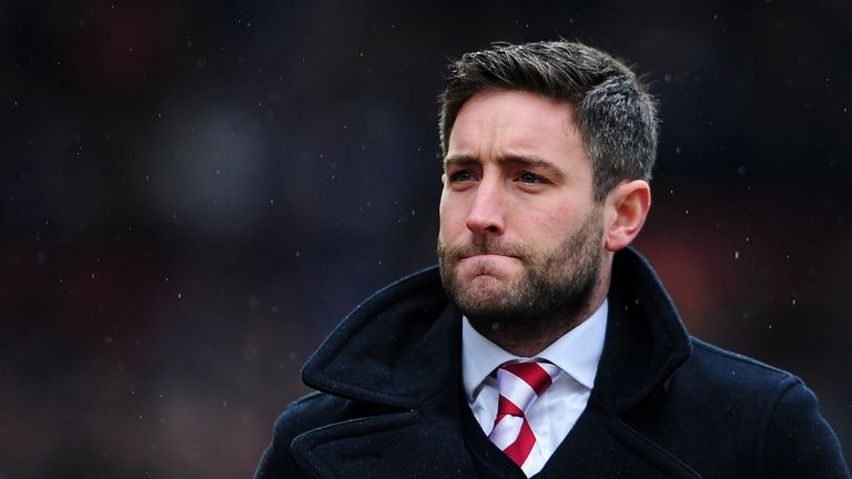 Lee Johnson is also up for the gong after making a great start as Bristol City manager