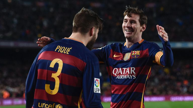 Lionel Messi will hope to keep his good form going against Eibar