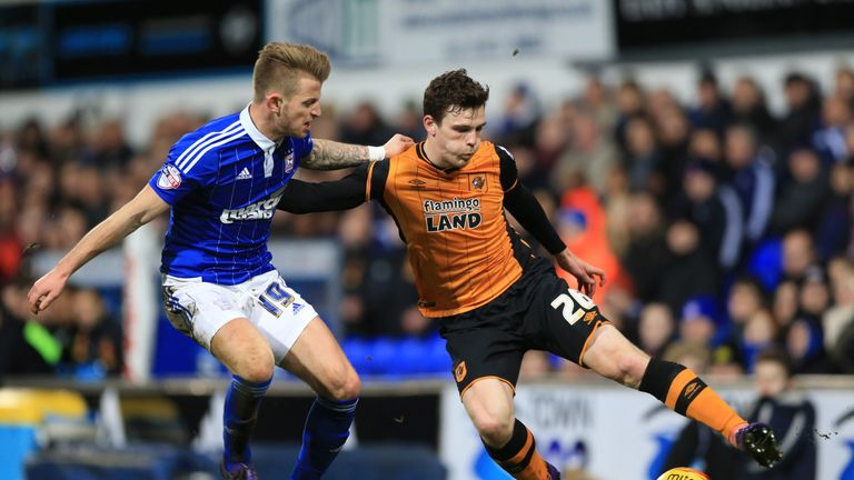 Robertson impressed in the Championship with Hull City