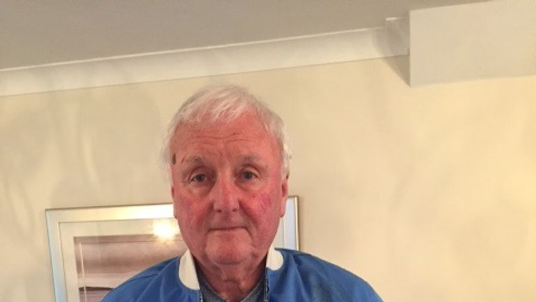 Glyn Pardoe will be watching Manchester City in the Capital One Cup final this Sunday.