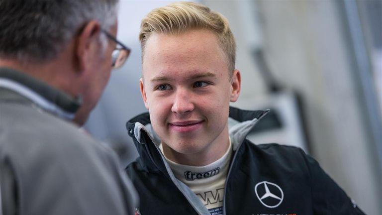 Nikita Mazepin will combine his new F1 duties with a racing season in Formula 3 Euro Series