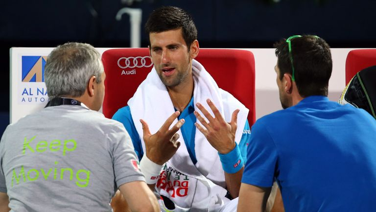 Novak Djokovic said male players should get paid more money because they attract higher crowds to their matches