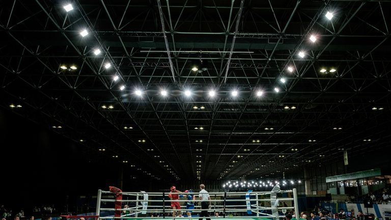 Qualifying for the Rio Olympics boxing tournament has already started