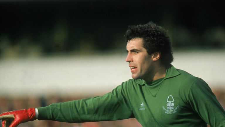 Peter Shilton helped Nottingham Forest to the First Division title, and sees similarities between that team and Leicester