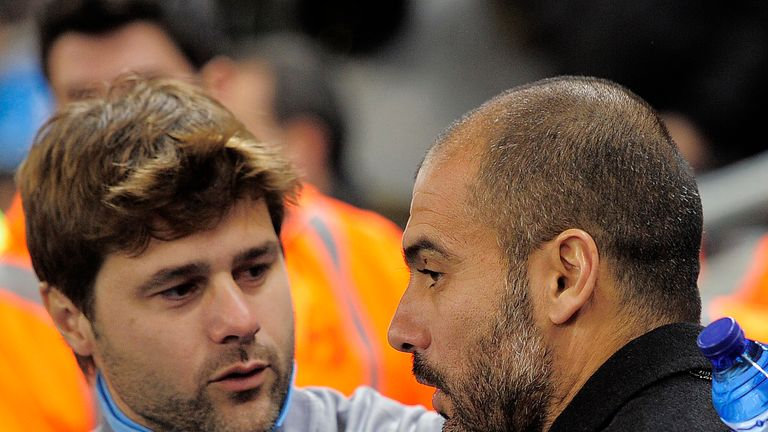 Mauricio Pochettino took points off Pep Guardiola's Barcelona on three separate occasions during his time at Espanyol