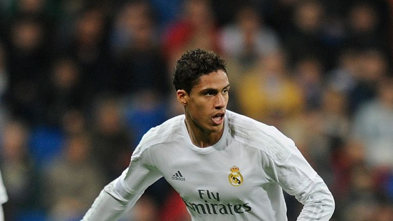 Raphael Varane will not feature at Euro 2016