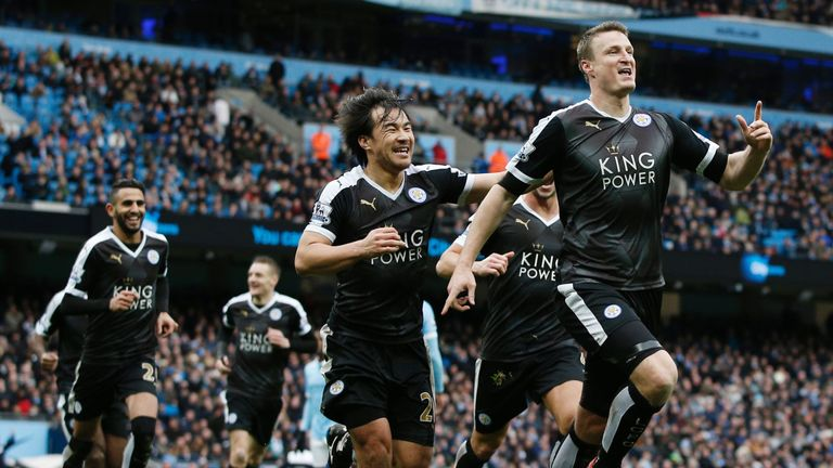 Robert Huth played a crucial role in Leicester's surprise title win in 2015/16.
