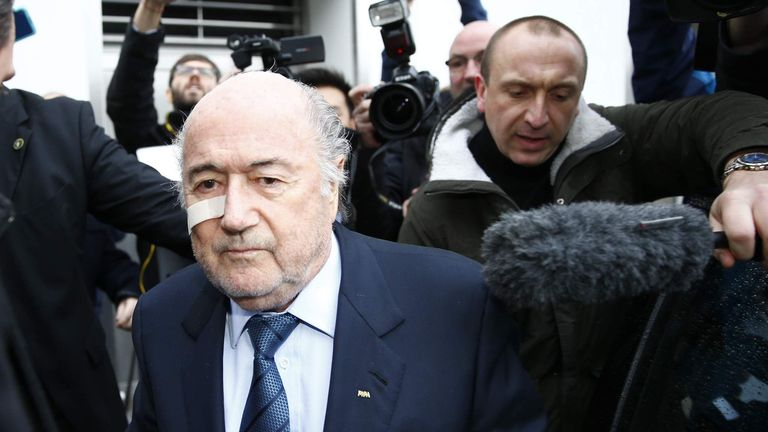Blatter insists no FIFA draws were rigged