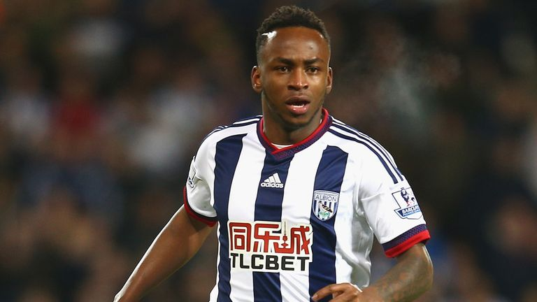 Saido Berahino turned down a new West Brom contract last month