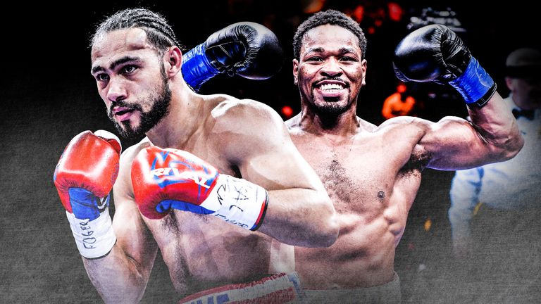 Keith Thurman and Shawn Porter were originally due to face each other this weekend