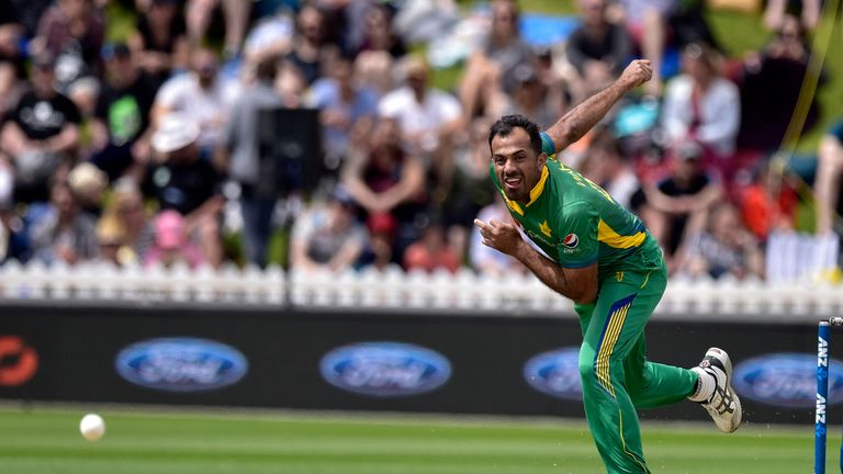 Wahab Riaz returns to the Pakistan ODI set-up for the World Cup after two years out of the team