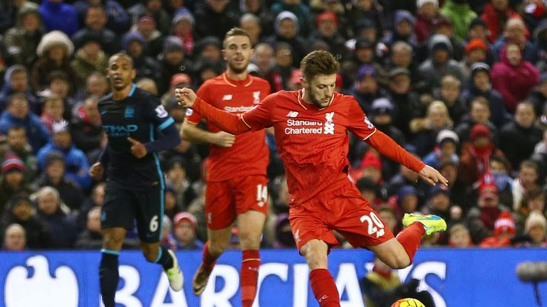 Manchester City slumped to a 3-0 defeat at Liverpool on Wednesday