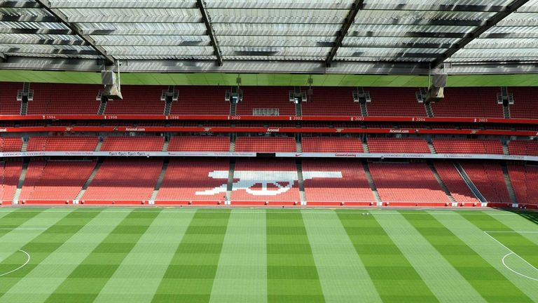 Arsenal chairman Sir Chips Keswick says the club must 'spend effectively'