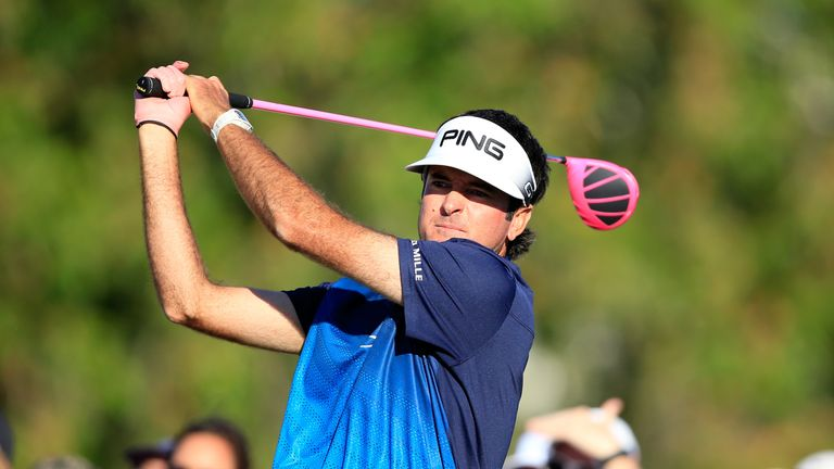 Bubba Watson has two Augusta titles to his name