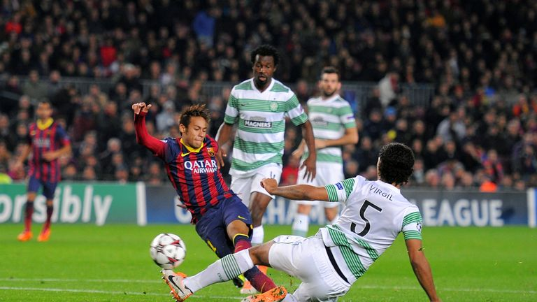 Van Dijk's Champions League experience convinced Koeman to sign him