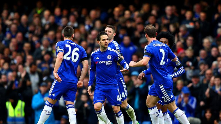 Chelsea were held at home by West Ham last time out