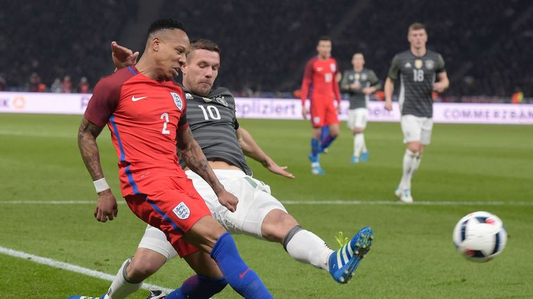 Clyne has enjoyed a successful season for club and country