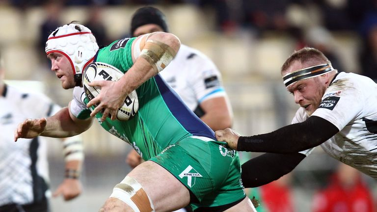 Eoin McKeon's late inclusion to the Connacht side proved decisive