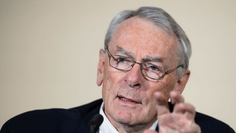 Dick Pound urges IOC to 'take control of its Games'