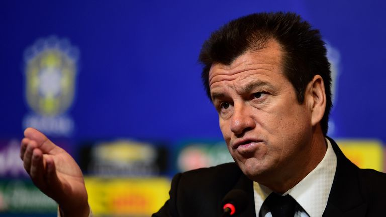 Brazil coach Dunga would like to see Neymar play at the Olympic Games in Rio