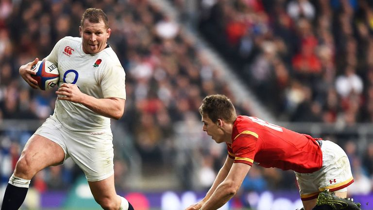 Eddie Jones appointed Dylan Hartley as England's new captain, replacing Robshaw