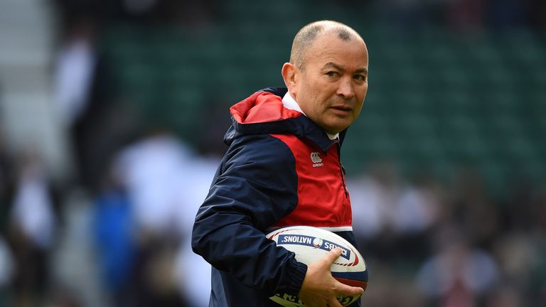 Eddie Jones is preparing to name his squad for next month's tour of Australia