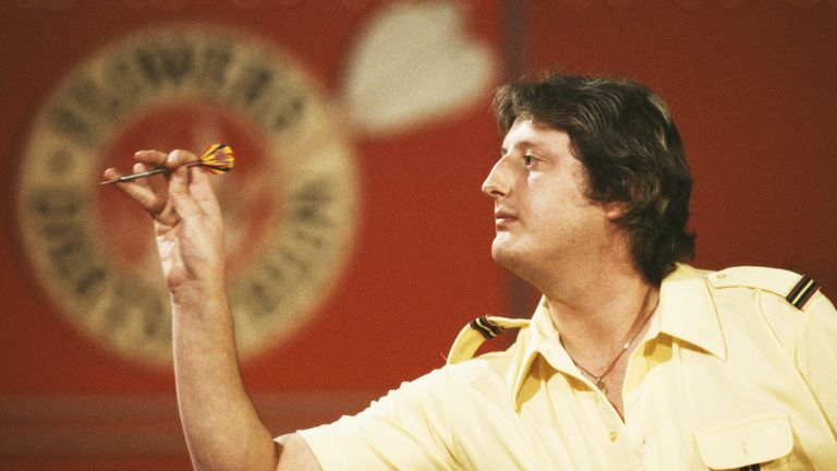 Bristow was one of Britain's most recognisable sportsmen in the 1980s