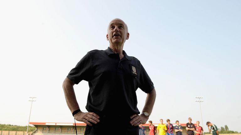 David Elleray has overseen a major revision of football's laws