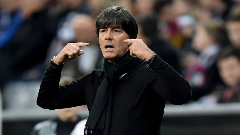 Germany coach Joachim Low has named his squad for Euro 2016