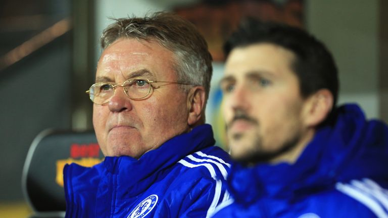 Guus Hiddink seeks push for European spot