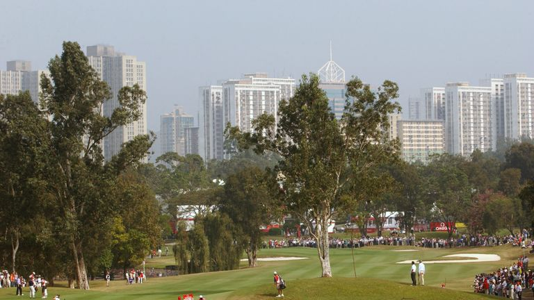The tournament will once again be held in Fanling