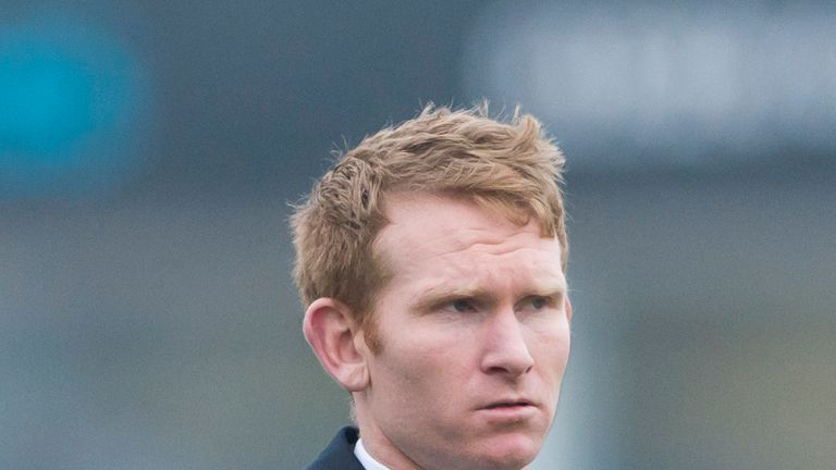 James Webster did not hold back after his side suffered a shock loss