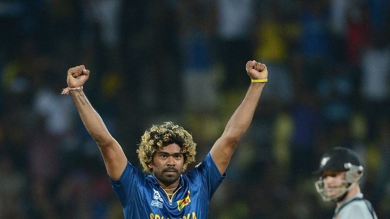 Lasith Malinga will miss the rest of the World T20 tournament