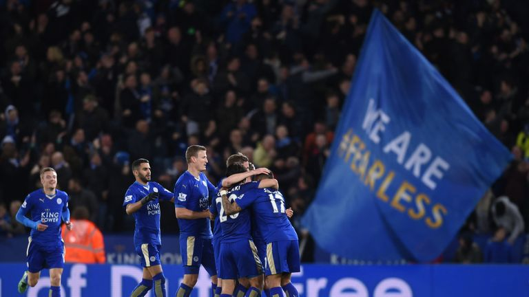 Leicester have been fearless in defending 1-0 leads in recent weeks