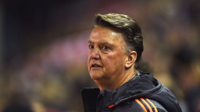 Man United have lost two in a row after they slipped up against Liverpool in the Europa League