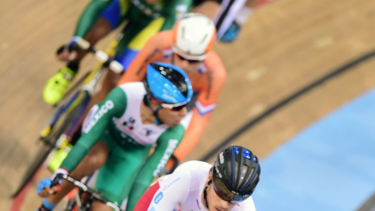 Mark Cavendish wants to win a medal in the omnium