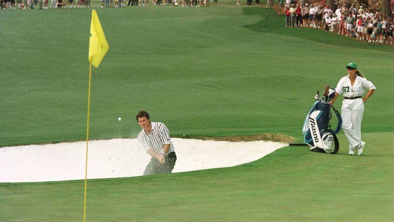 When Faldo took advantage of Norman's Masters collapse in 1996